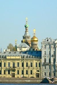 Beautiful St. Peterburg